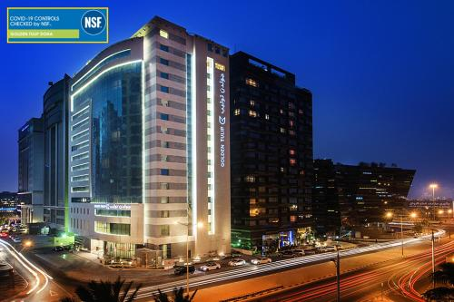 Stay at Golden Tulip Doha Hotel