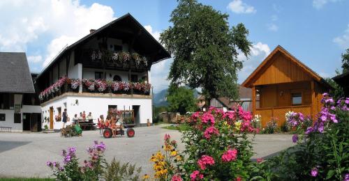 Ferienhof Kandler - Apartment mit 2 Schlafzimmern mit Balkon