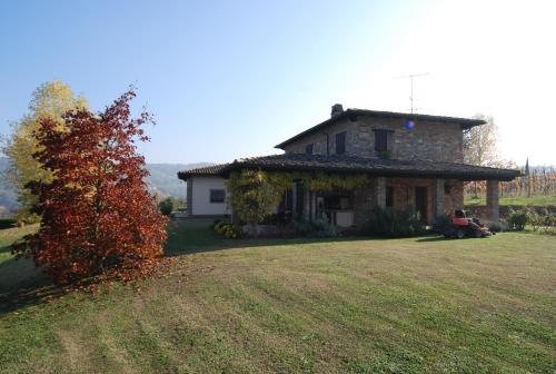 I Cipressi front view