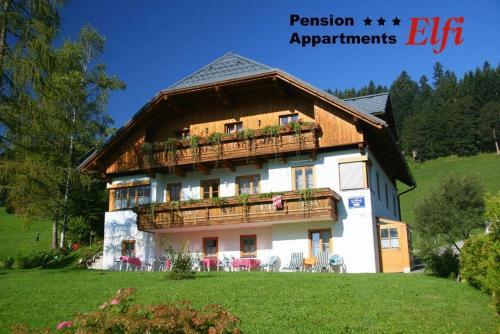 Appartements Pension Elfi - Apartment (4 Erwachsene)