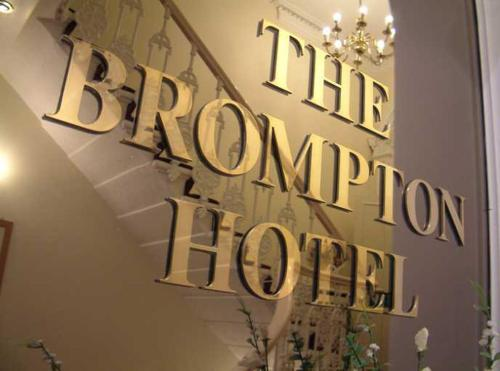 Image of Brompton Hotel London