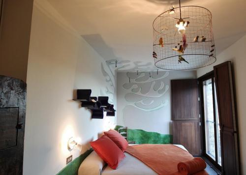 Habitación Doble Ulula La Demba Art-Hotel 4