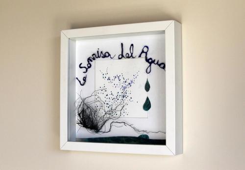 Habitación Doble La Sonrisa del Agua La Demba Art-Hotel 3