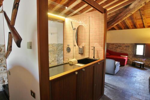 Habitación Familiar Formas La Demba Art-Hotel 5