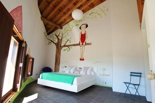 Habitación Familiar Alegría La Demba Art-Hotel 6