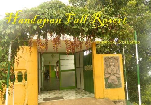 Handapan Falls - Holiday Resort