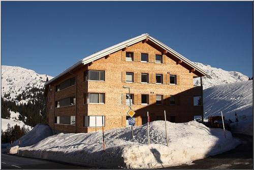 Appartement Martin - Apartment mit Balkon