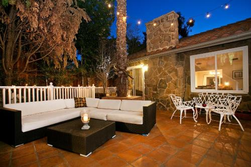 Hollywood Classic Villa