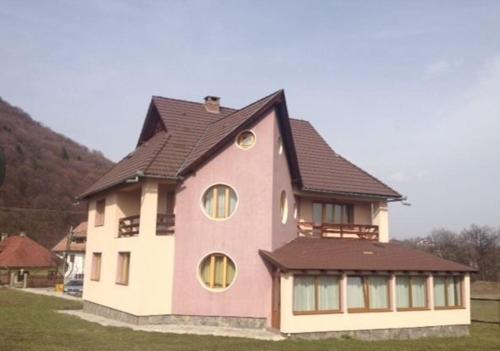 Отель Pensiunea Vladut 2 3 звезды Румыния