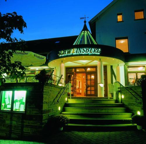 Отель Hotel Schweinsberg 0 звёзд Германия