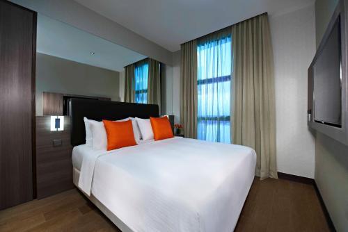 Aqueen Hotel Jalan Besar, Singapore
