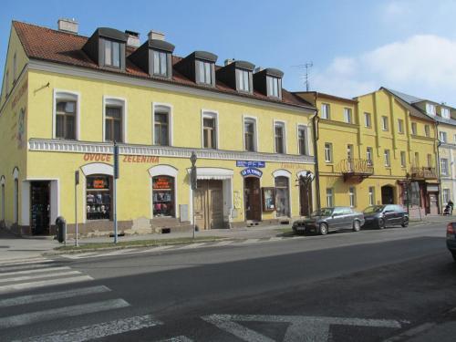 Apartma Františtovy Lázne