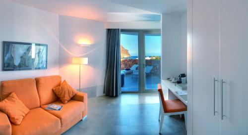 Villa de 1 dormitorio con terraza    Hotel Spa Calagrande Cabo de Gata 1