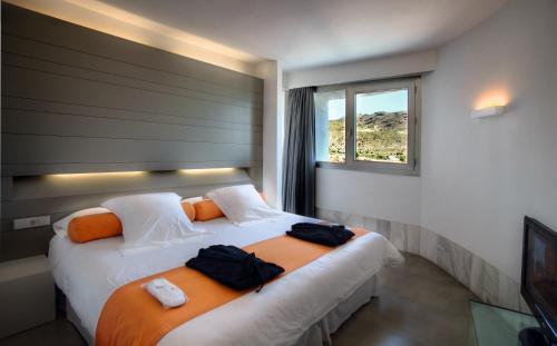 Junior Suite with Sea View Hotel Spa Calagrande Cabo de Gata 11