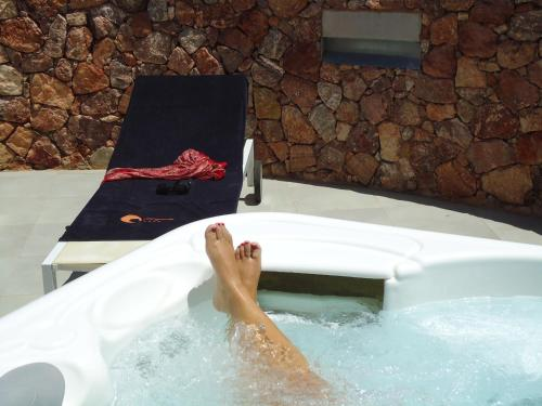 Villa de 1 dormitorio con terraza    Hotel Spa Calagrande Cabo de Gata 4