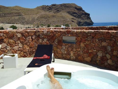 Junior Suite with Sea View Hotel Spa Calagrande Cabo de Gata 9