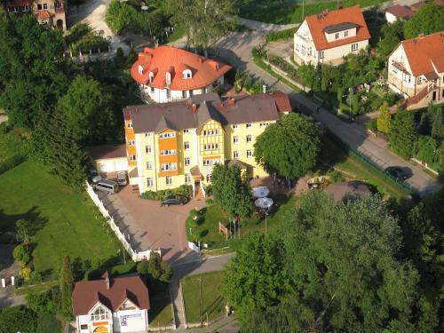 Отель Pensjonat Panorama 0 звёзд Польша