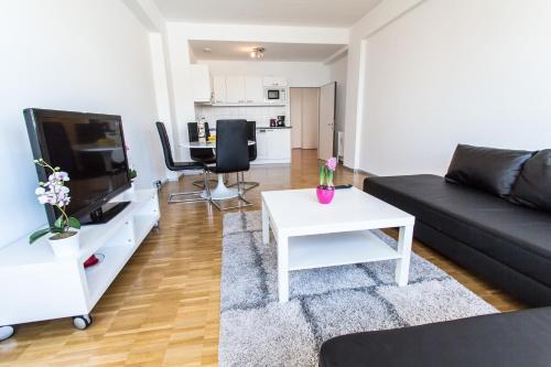 Sweet Living Schwedenplatz - Apartment mit 1 Schlafzimmer