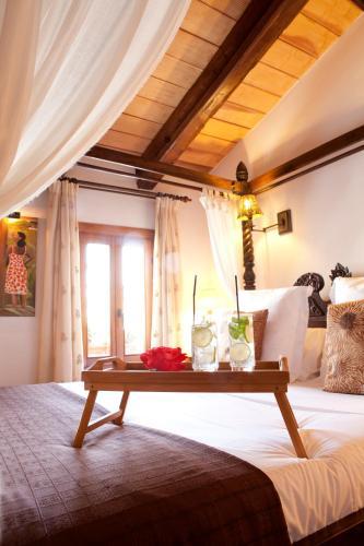 Doppelzimmer Hotel Abaco Altea 3