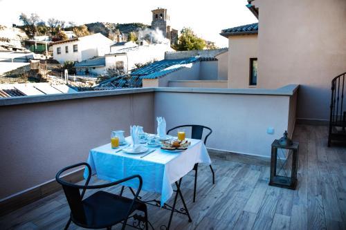 Suite con terraza Torre Maestre Hotel Rural 6