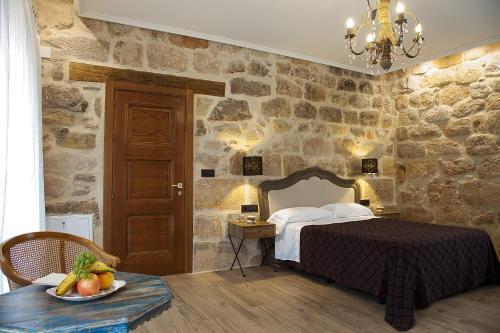 Suite con terraza Torre Maestre Hotel Rural 7