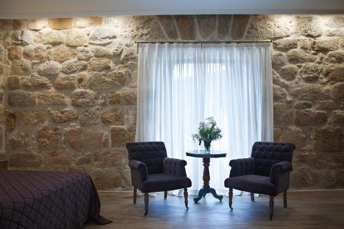 Suite con terraza Torre Maestre Hotel Rural 8
