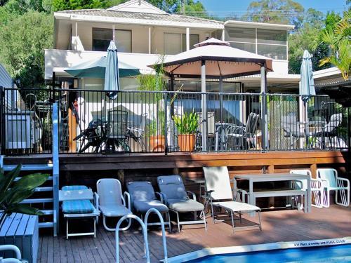 Wombats Bed & Breakfast - Apartments