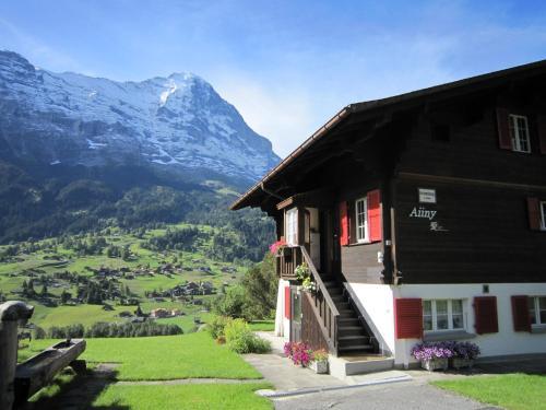 Отель Chalet Aiiny 3 звезды Швейцария