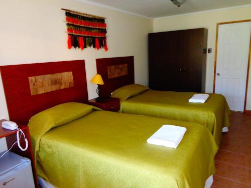 Hotel Monte Cordillera