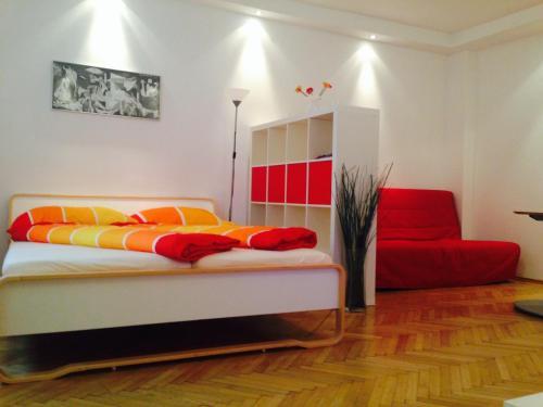 Down Town Vienna - Apartment mit 1 Schlafzimmer
