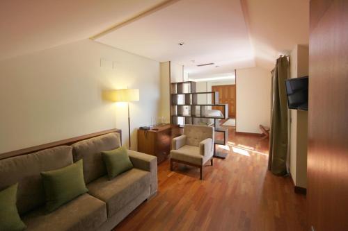 Suite Ático Casa Consistorial 1
