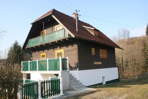 Ferienwohnung Fischinger - Apartment mit Balkon