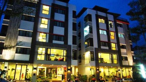 Отель Centana Apartment 2 звезды Таиланд