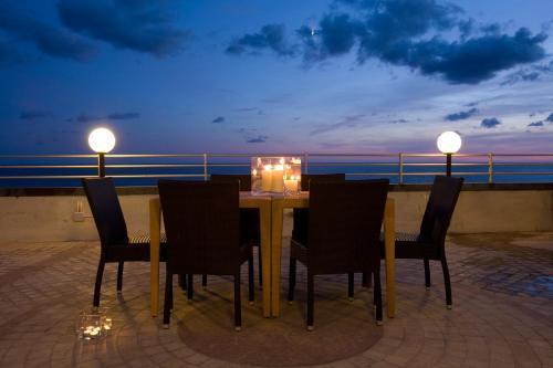 Hotel Parigi Spa Bordighera Liguria Italy