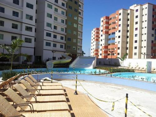 Apartamento Riviera Park front view