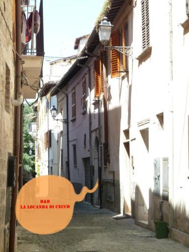 foto B&B La Locanda di Cecco (San Giacomo-Monte Piselli)