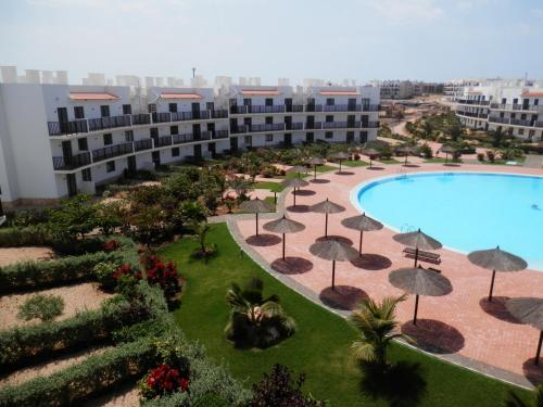Self Catering Apartments and Villas at Dunas Beach Resort, Santa Maria