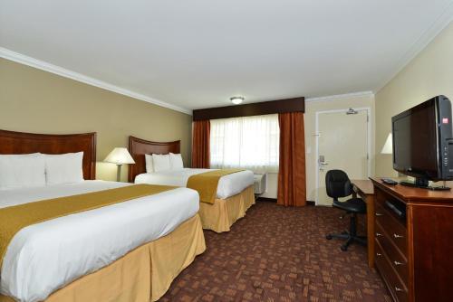 Quality Inn Sacramento Convention Center