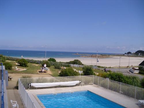 R sidence les terrasses de trestel h tel plage de for Horaire piscine lannion