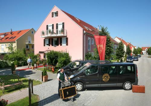 Zimmerausstattung Hotel Regent Munchen