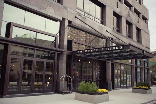 Thompson Chicago staycation