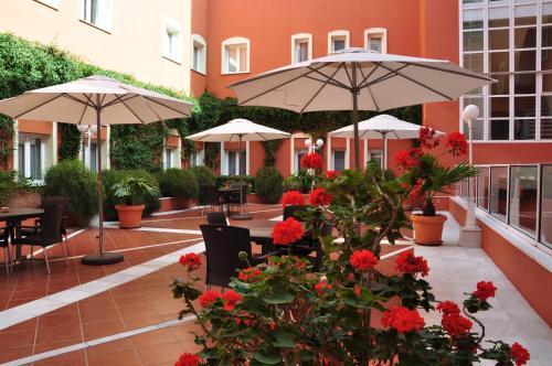 Отель Alborán Chiclana 3 звезды Испания
