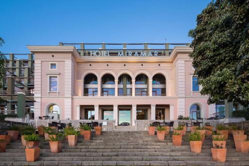 Отель Hotel Miramar Barcelona GL 5 звёзд Испания