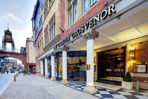 Stay at The Chester Grosvenor