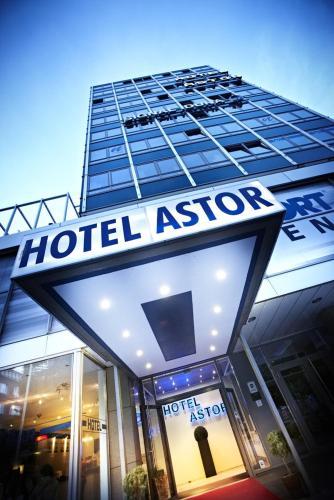 Nordic hotell Astor i Kiel