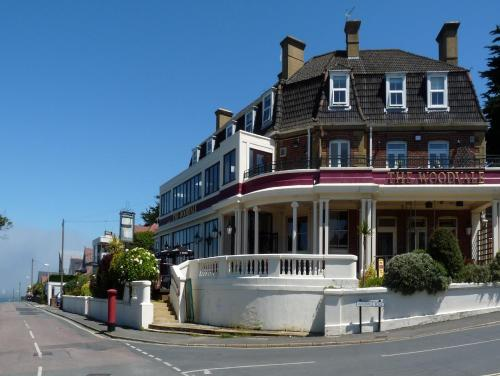 The Woodvale hotel in Cowes