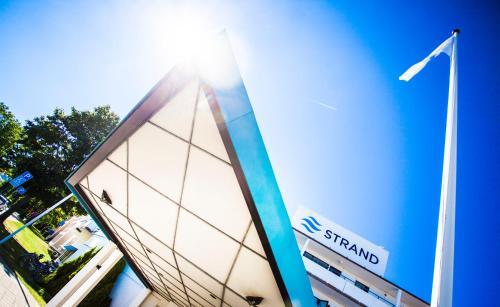 Отель Strand Hotell Borgholm 4 звезды Швеция