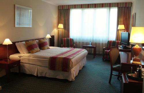 Best Western Plus Park Hotel Brussels photo 9