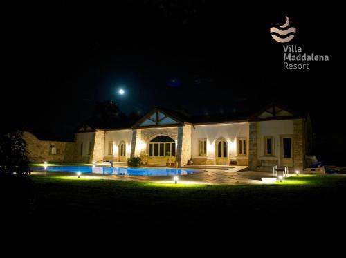 foto Villa Maddalena Resort (Pietradefusi)