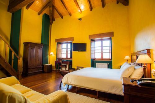 Quadruple Room Casa do Merlo 2